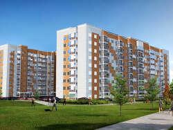 ЖК Новый город Ступино